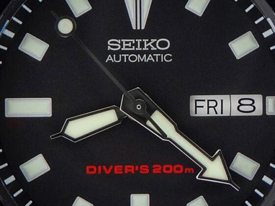 Seiko SKX173