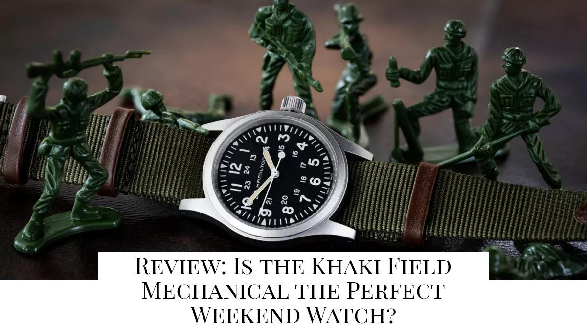 Hamilton Khaki Field Mechanical