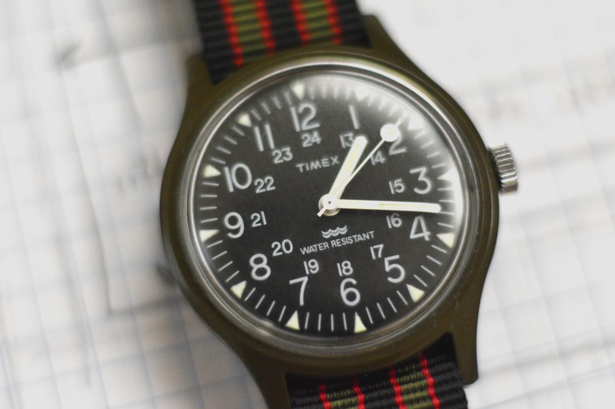 Timex-Camper-Closeup-field-watch
