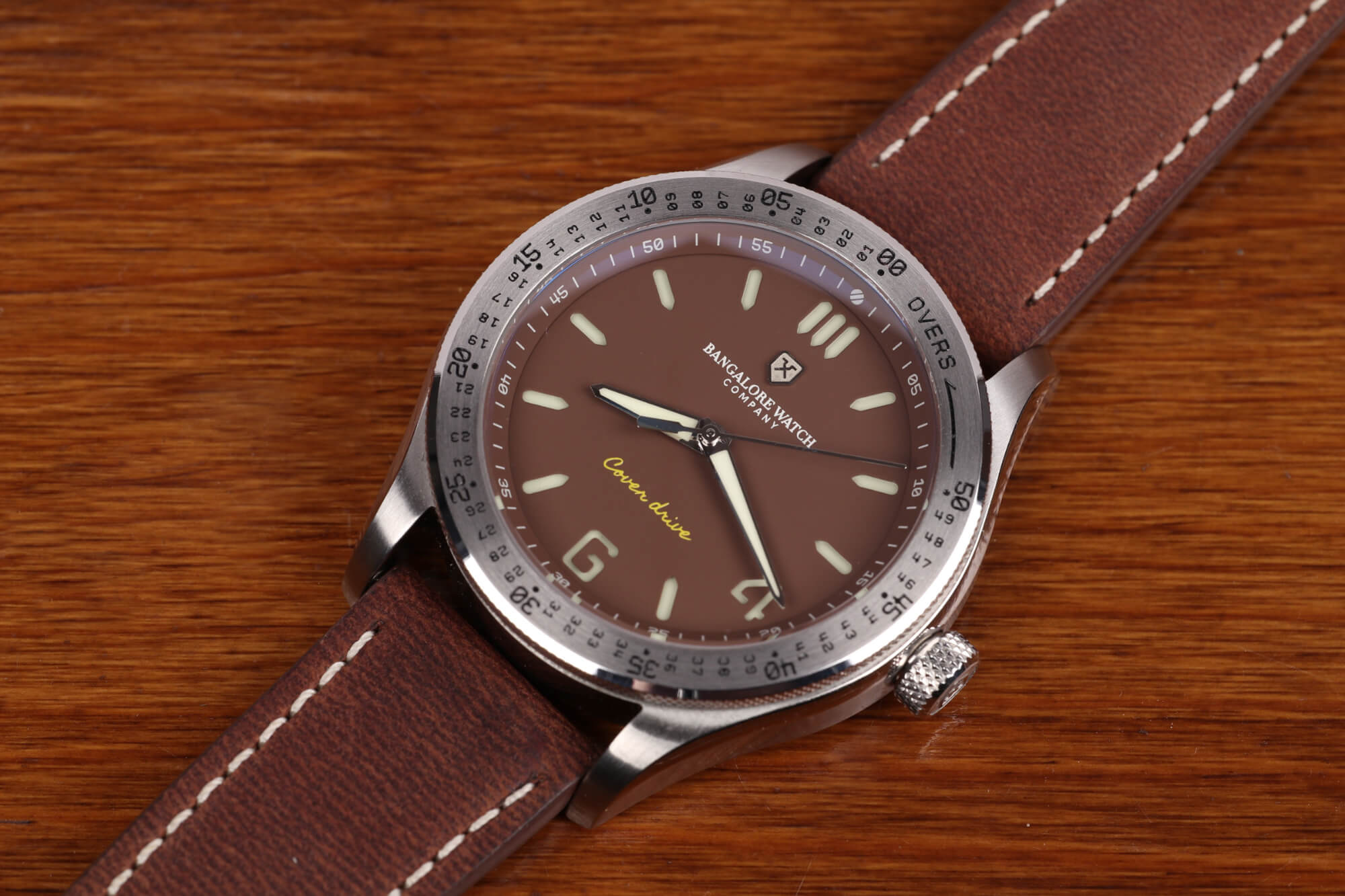 Bangalore Watch Company Cover Drive 8