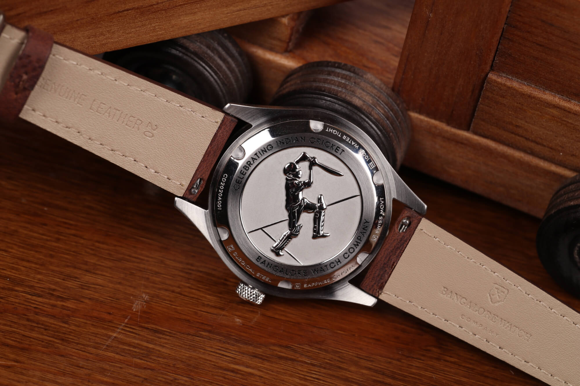 Bangalore Watch Company Cover Drive 7