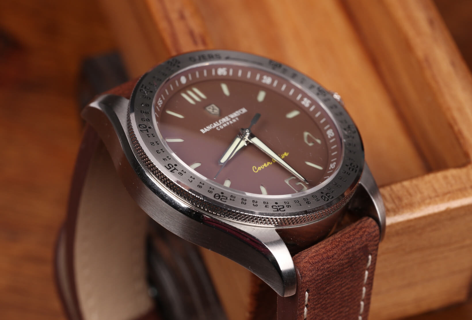 Bangalore Watch Company Cover Drive 5