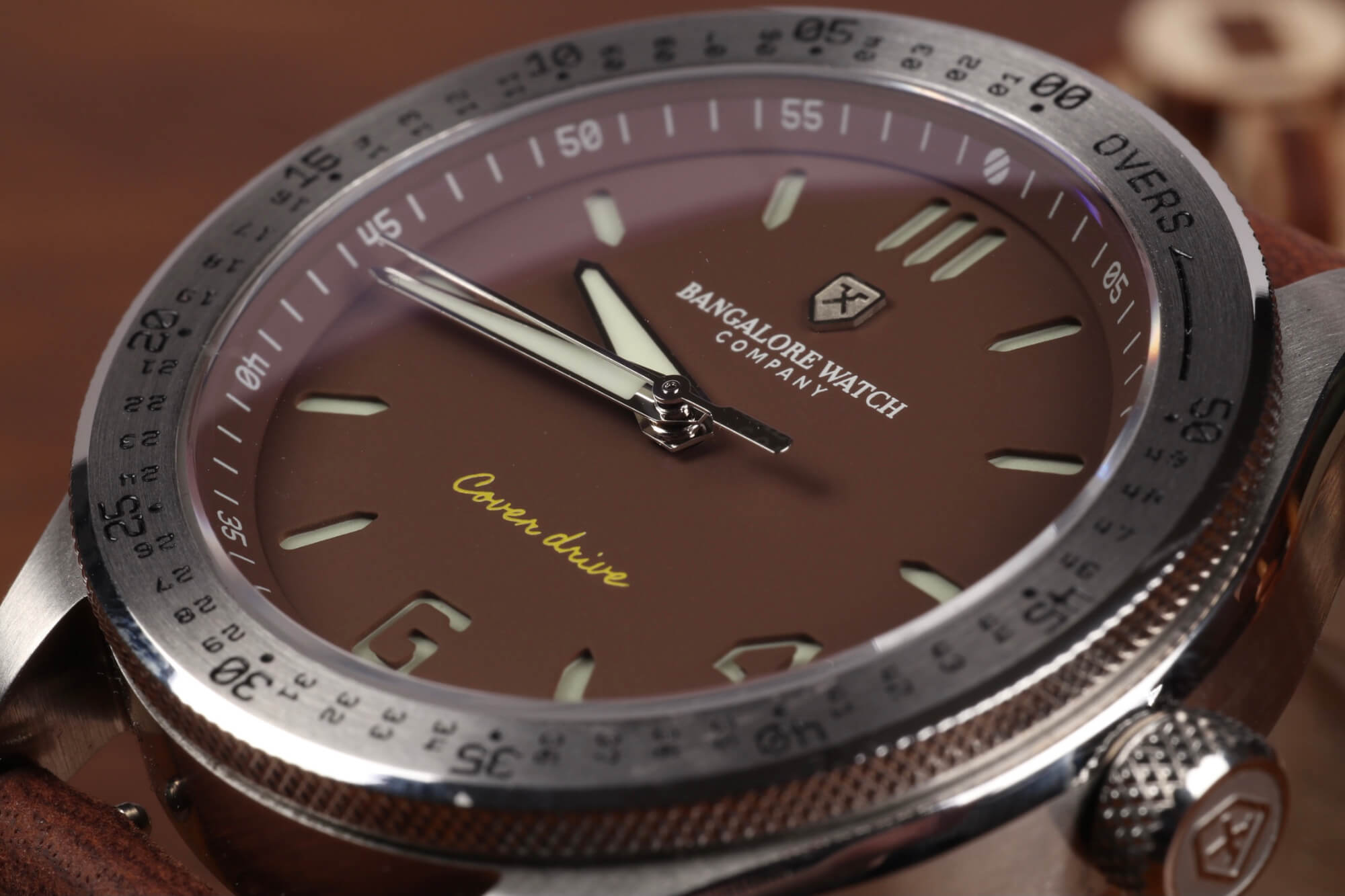 Bangalore Watch Company Cover Drive 3