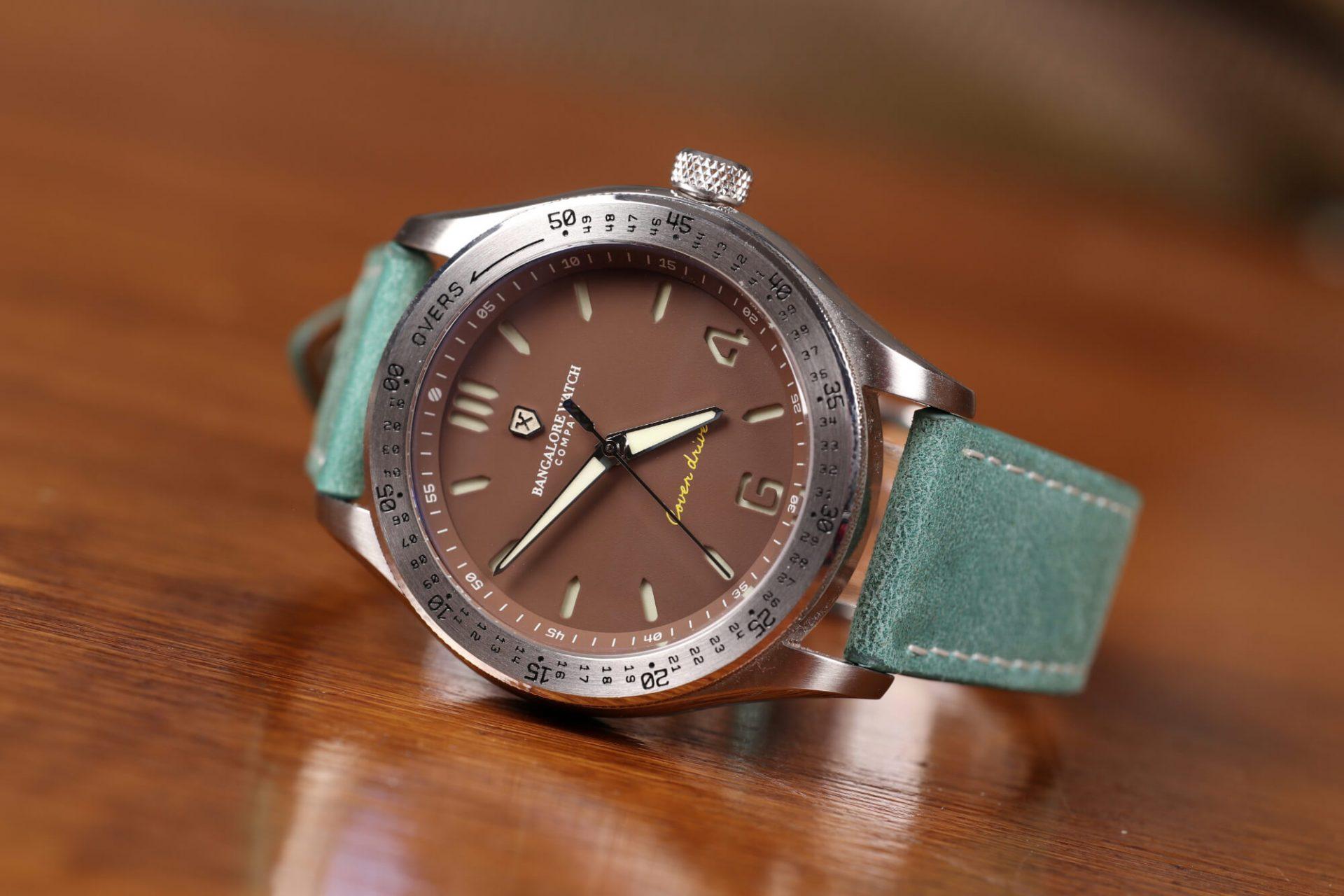 Bangalore Watch Company Cover Drive 1