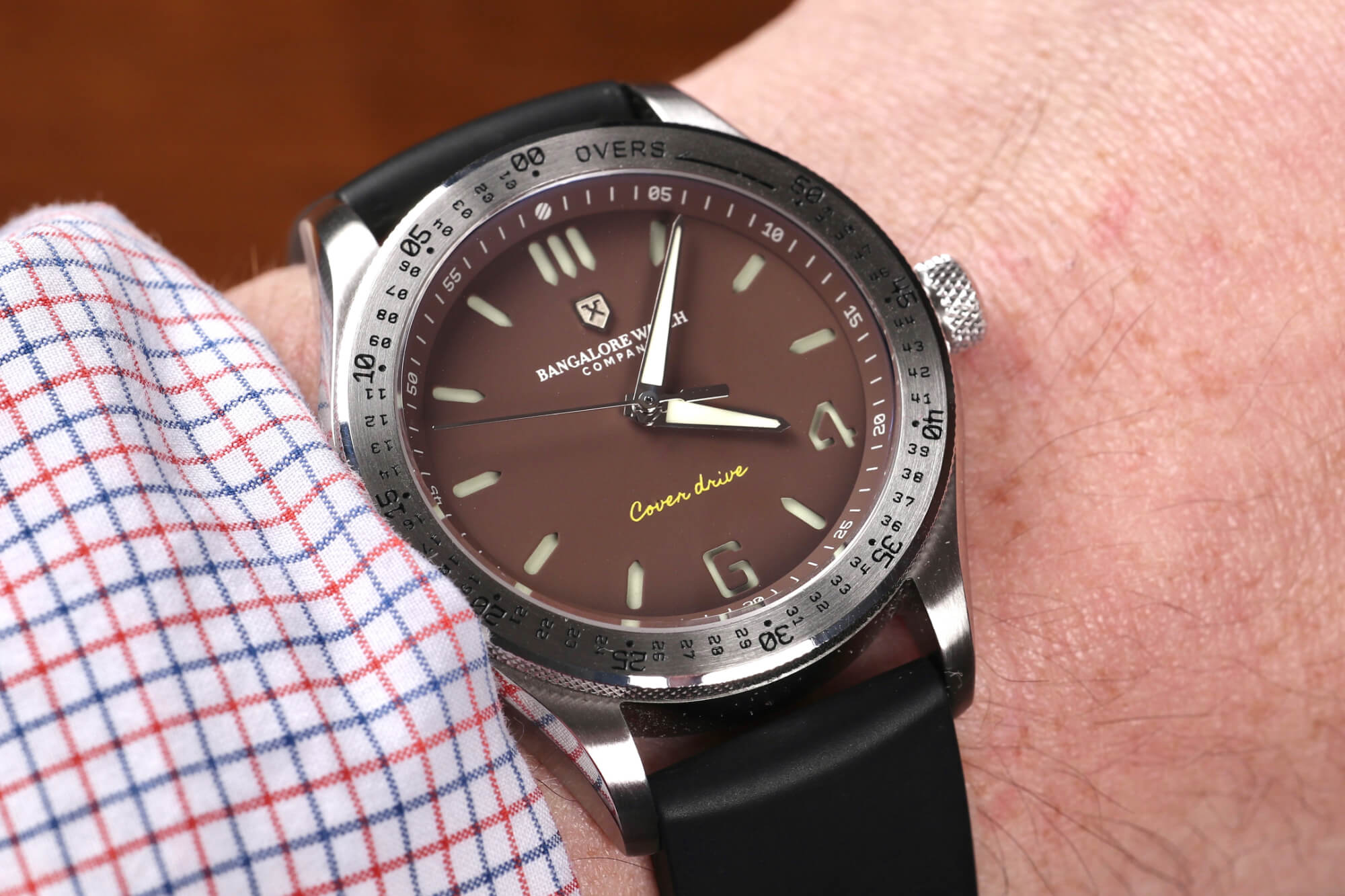 Bangalore Watch Company Cover Drive 2